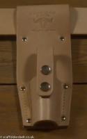 Adjustable spanner holder